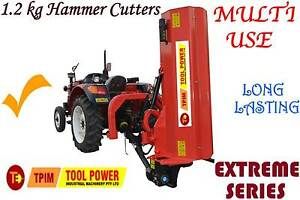 Flail Mower, TOOL POWER, 656kg extra heavy duty type Mulgrave Monash Area Preview