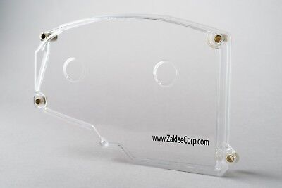 Zaklee Clear Cam Gear Cover Toyota Celica All Trac 3S GTE Turbo Gen 2