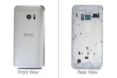 Unfeigned HTC One M10 Glacier Grey Babytalk / Battery Overlie - 83H40048-09