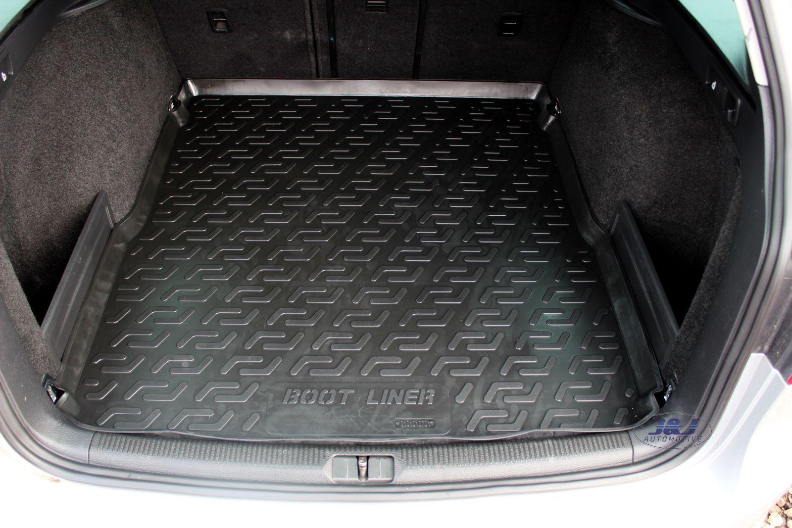 Premium Rubber Boot Liner Mat Tray Vw Passat Estate B6