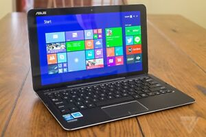 """Asus 12.5"""" thin and powerful tablet/laptop for sale/trade"""