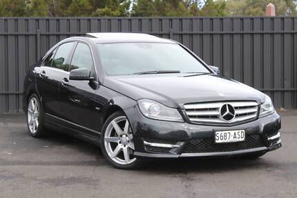 2012 Mercedes-Benz C250 CDi Sedan North Brighton Holdfast Bay Preview