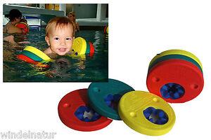 Delphin Schwimmscheibe Baby Kind  Schwimmhilfe  Schwimmflügel Wasser