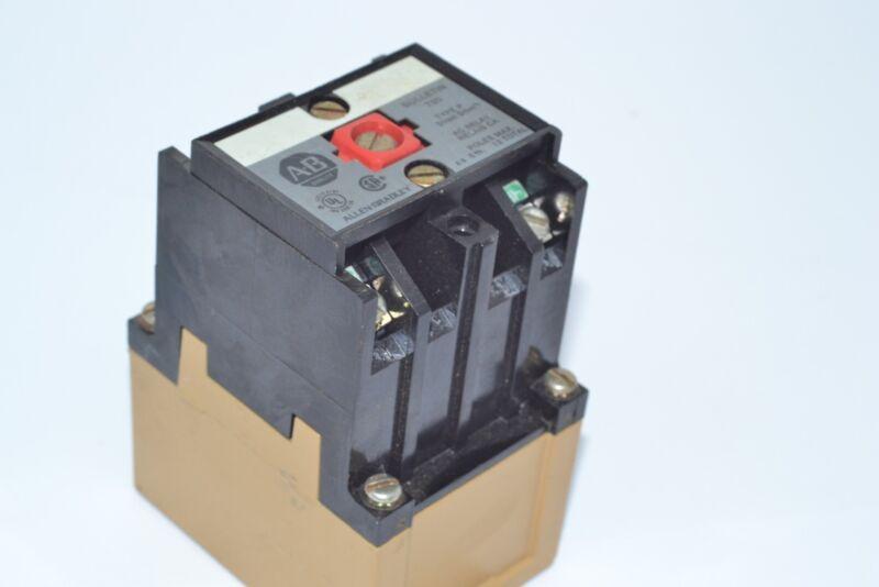Allen-Bradley 700-P000A1 Relay, Industrial, Heavy Duty, Blank Contacts, 10A, 120