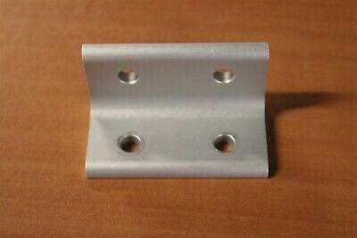 8020 Aluminum 4 Hole - Wide Inside Corner Bracket 40 Series 40-4303 Used D2-13