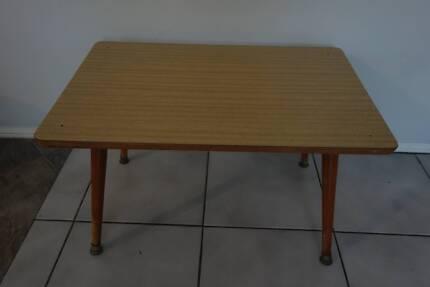 Small retro side table