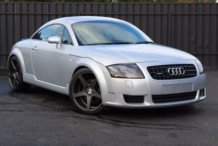 Audi TT Turbo Quattro S line Coupe North Brighton Holdfast Bay Preview