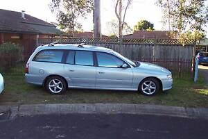 2005 VZ (SVZ)  Holden Commodore Wagon.For sale or swap. Macquarie Fields Campbelltown Area Preview