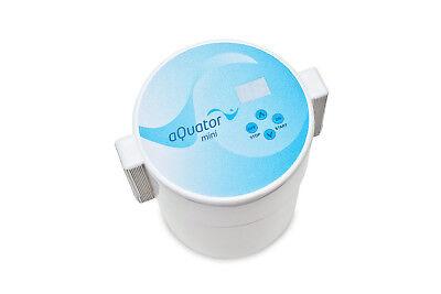 Ionizador de Agua aQuator Mini Plata, Robusto Muy Fácil, Incl. Silberelektrode