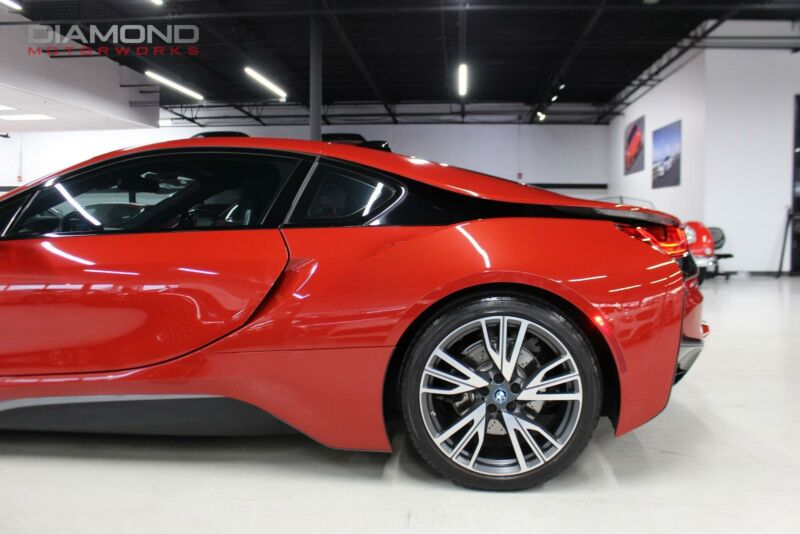 Image 9 Voiture American used BMW i8 2017