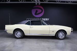 1967 Chevrolet Camaro SS/RS 350, number match, rare color combo