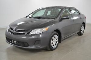 2013 Toyota Corolla CE Gr.Commodite*Air*Bluetooth Manuelle