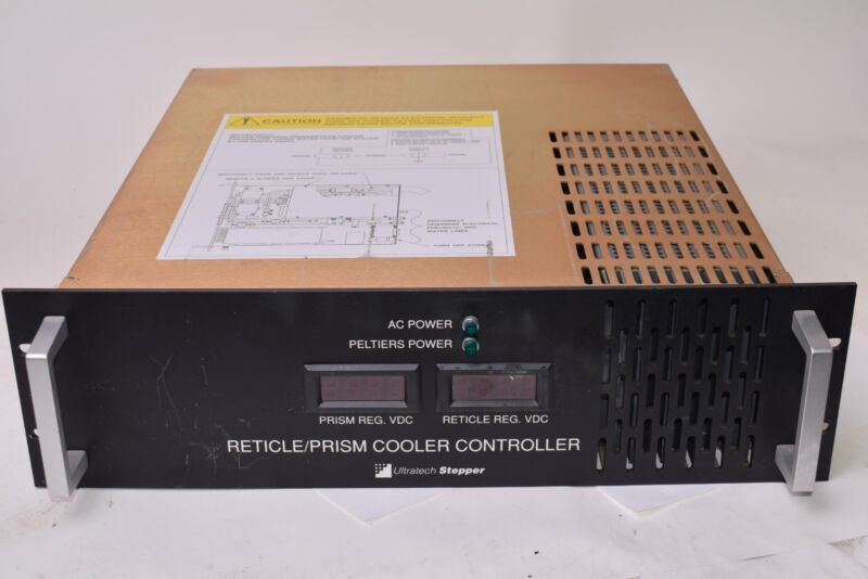 Ultratech Stepper, UTS, Reticle/Prism Cooler Controller