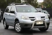2005 Mitsubishi Outlander 4x4 Mile End South West Torrens Area Preview