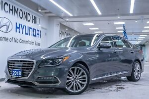 2018 Genesis G80 5.0 ULTIMATE AWD]Navigation]Heated seats]Blind