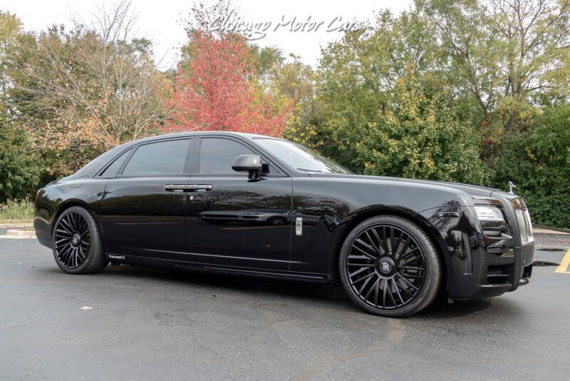 Image 4 Coche Americano usado Rolls-Royce Ghost 2013