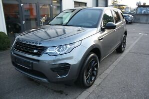 LAND ROVER Discovery Sport 2.0 TD4*Black Design*Panorama*