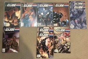 COMICS - GI JOE X 18 $1 ea or take all 4 $15!