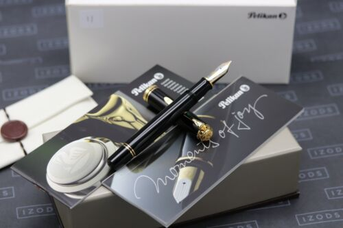 Pelikan Souveran M1000 Black Fountain Pen