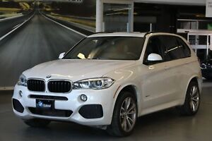 2017 BMW X5 xDrive35i GROUPE M SPORT, TOIT PANORAMIQUE