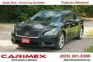 2012 Nissan Maxima SV SPORT PKG // NAVIGATION // BACKUP CAMERA