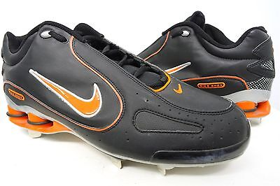 separation shoes 916fc 8b126 ... sale nike shox 311815 081 baseball cleats shoes spikes 13 47.5 eur mens  004 4f09a 110ca