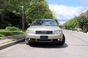 Audi A4, 1.8 turbo, Quattro