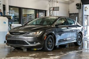 2015 Chrysler 200 LIMITED | CAMERA | SIEGES CHAUFF |