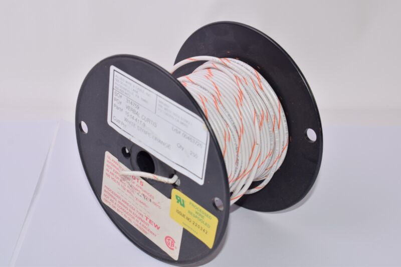 Alliied Wire & Cable INC, Internal Wiring, 15-14-41T-9, UL AWM Style 1015, Wire