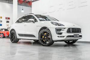 2015 Porsche Macan MY15 S Diesel White 7 Speed Auto Dual Clutch Wagon Port Melbourne Port Phillip Preview