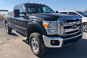 2013 Ford F-350 XLT FX4 SUPERCAB 6.2L 4X4 MAGS