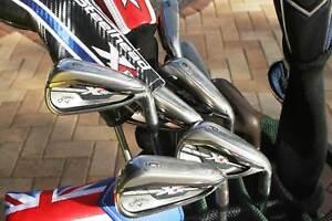 Mens RH Callaway Golf Clubs, XR 15 irons, Odyssey Putter & More Nerang Gold Coast West Preview
