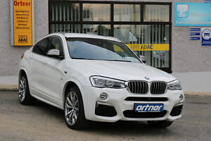 BMW X4 M40i*HEAD-UP*NAVI*PROF*LED*20ZOLL*