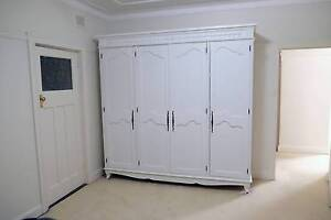 2 year old mahogany wardrobe for sale Turramurra Ku-ring-gai Area Preview