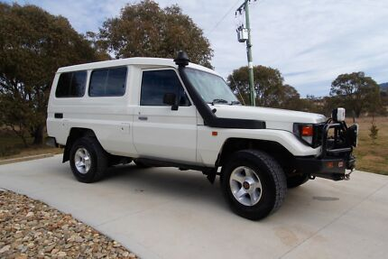 2000 Toyota LandCruiser Other Jindabyne Snowy River Area Preview