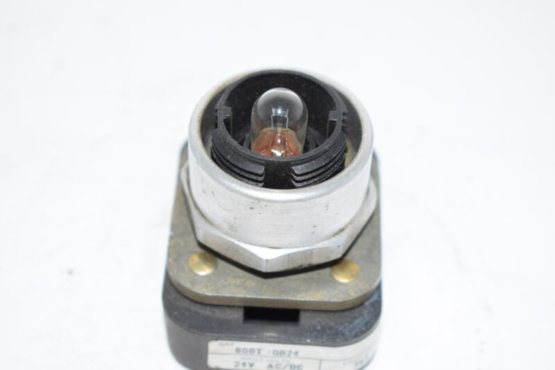 Allen Bradley 800T-QB24 Ser T Illuminated Pushbutton No Cap