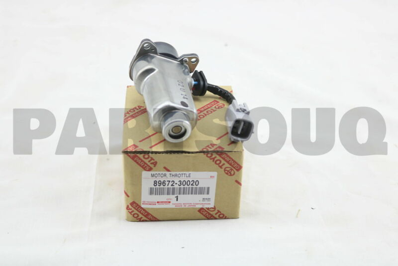 8967230020 Genuine Toyota Motor, Throttle Control 89672-30020