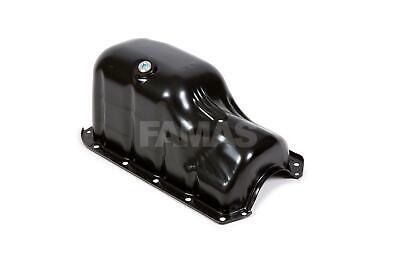 Fiat Florino 2008-/> 1.3 MultiJet Diesel Steel Engine Oil Sump Pan