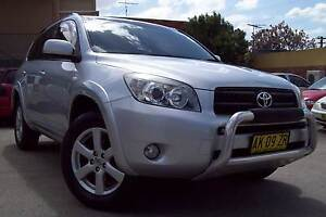 2006 TOYOTA RAV 4 CRUISER 4X4 WAGON 2.4 LTR AUTO VERY LOW KMS LOG Windsor Hawkesbury Area Preview