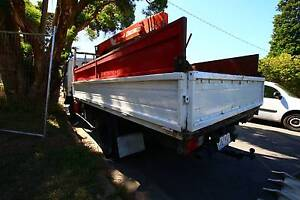 Rubbish Removal Truck with One Year Rego, Bins and Bags Box Hill South Whitehorse Area Preview