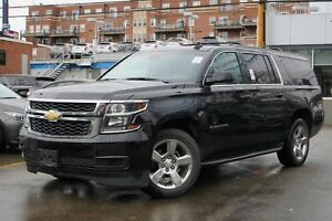 2018 Chevrolet Suburban LT SUV - Rear Cam Heated Leather Seats