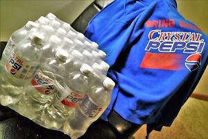 Crystal Pepsi for sale