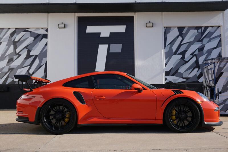 Image 10 Coche Americano usado Porsche 911 2016