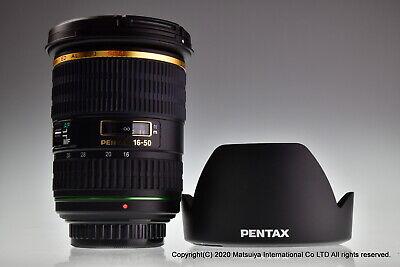 MINT smc Pentax DA 16-50mm f/2.8 ED AL (IF) SDM