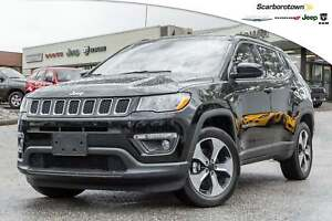 2017 Jeep Compass NORTH+NEWCOPASS+DEMO