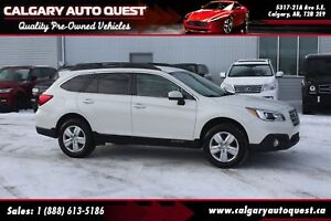2015 Subaru Outback 2.5i ALL WHEEL DRIVE / BACK UP CAMERA / MUST