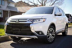 Mitsubishi Outlander 2016- fully loaded