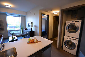 Luxury Downtown 1 Bedroom ~ August ~ In Suite Laundry Included!