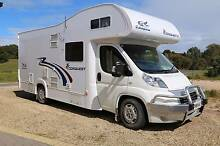 JAYCO CONQUEST FIAT DUCATO 23FT MOTORHOME  IMMACULATE CONDITION Goolwa South Alexandrina Area Preview