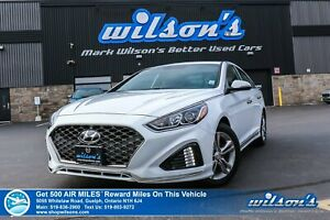2018 Hyundai Sonata SPORT | SUNROOF | HEATED FRONT SEATS | REAR